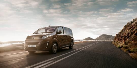 Citroën ë-Spacetourer