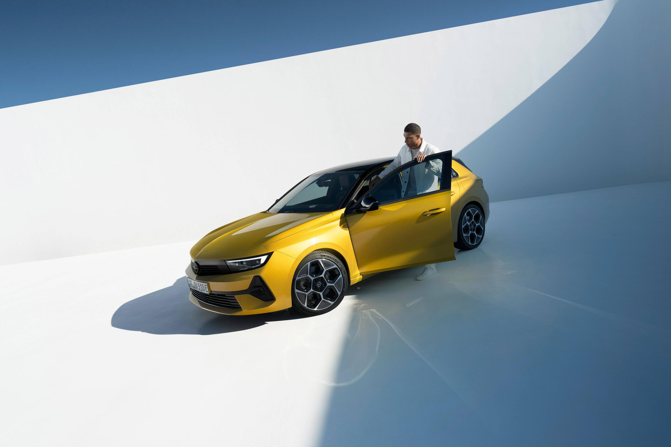 Nye Opel Astra