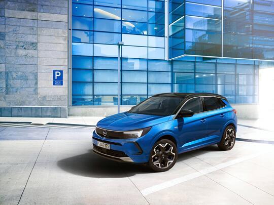 Nye Opel Grandland