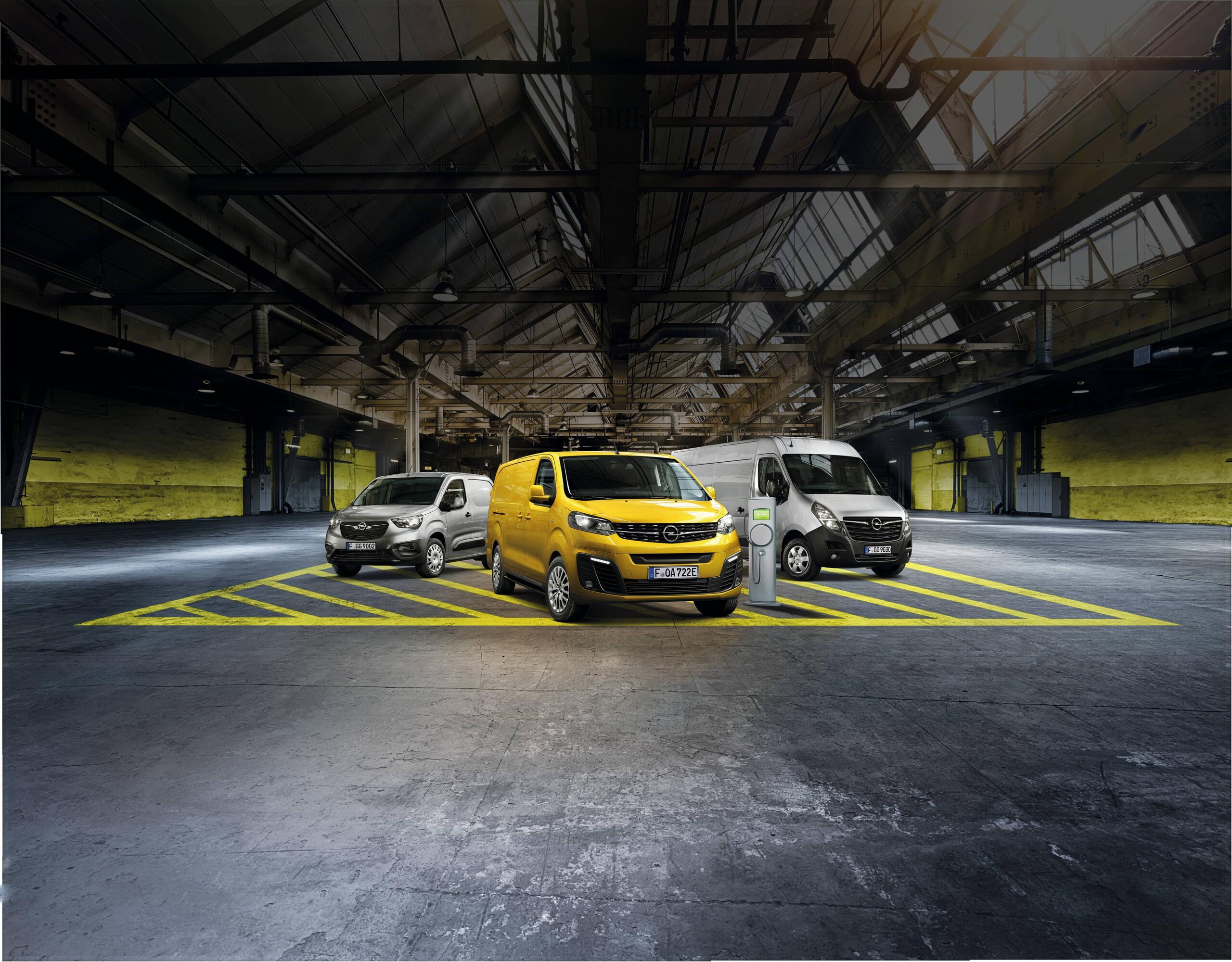 Opel Nyttekjøretøy