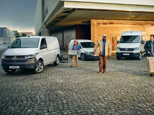 Volkswagen Nyttekjøretøy