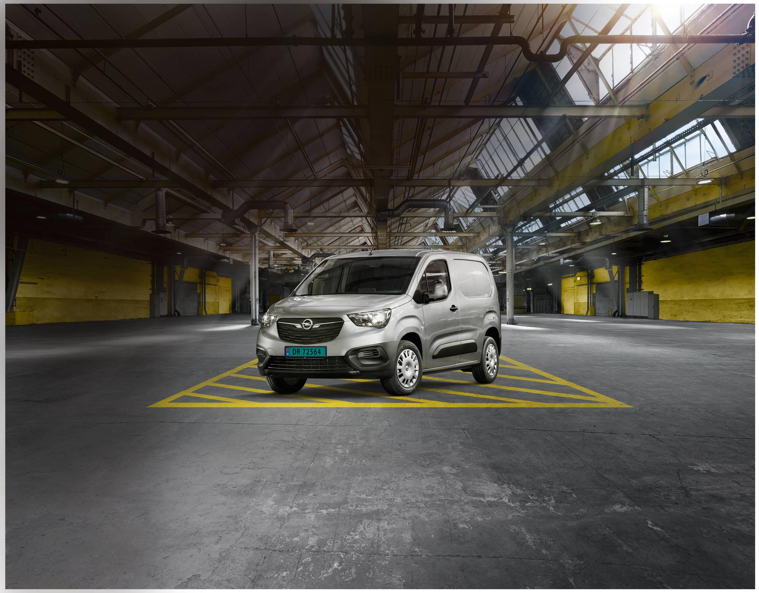 Opel Combo varebil